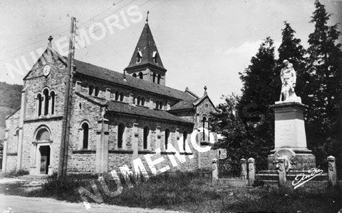 Chirens cp église