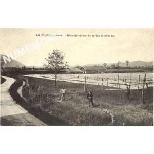 GD La Buisse (Isère) Blanchisserie de toiles Barthelon
