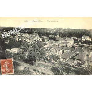 2433 Rives (Isère) vue générale