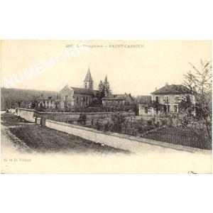 GD 297 Le dauphiné Saint-Cassien