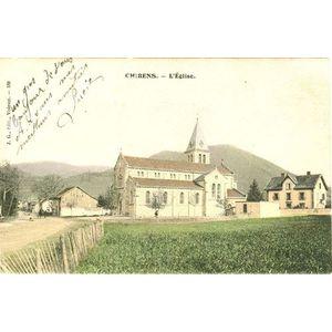 JG 189 Chirens l'église