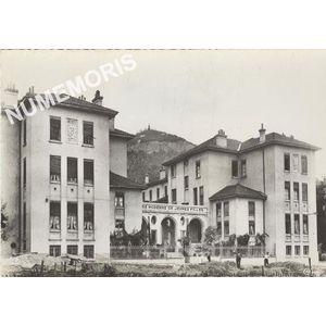Voiron (Isère) 30 collège Moderne de Jeunes filles