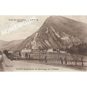 Asile du chevallon de voreppe près Grenoble