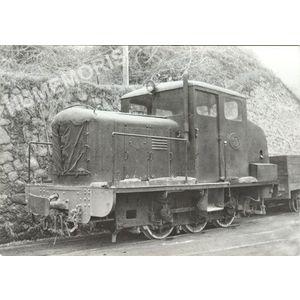 usine de St Béron (USB), tracteur n° 50