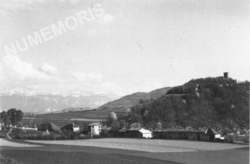 Chirens pp paysages et bâti