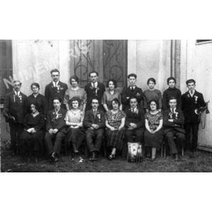 conscrits de Chirens de 1925