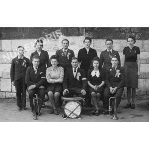 conscrits de Chirens de 1943