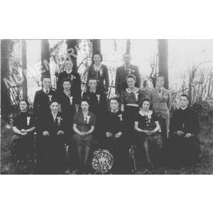 conscrits de Chirens de 1942
