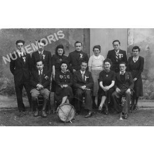 conscrits de Chirens de 1941