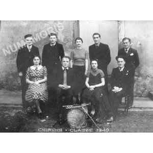 conscrits de Chirens de 1940
