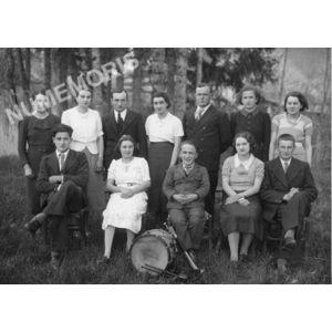 conscrits de Chirens de 1939