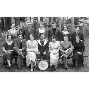 conscrits de Chirens de 1937-38