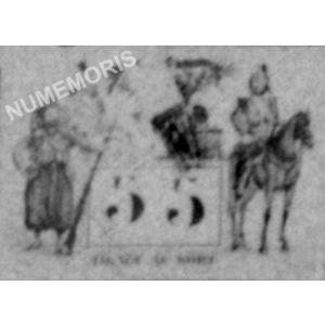 coupon de conscrit de 1903