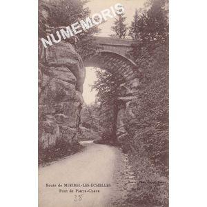 Route de Miribel-les-Echelles pont de Pierre-Chave