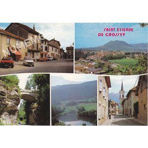 St-Etienne-de Crossey (Isère) I. 823