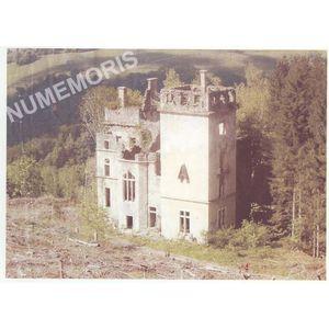 ruines du château de Merlas