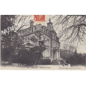 095 Tullins château de Pinet