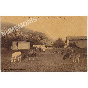 109 Tullins hameau de Leslinard charmant paysage