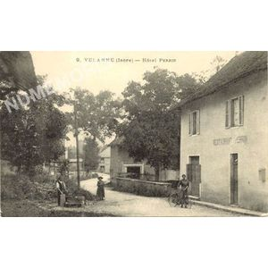 9 velanne (Isère) hotel Perrin