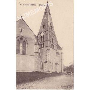 la Buisse (Isère) l'église