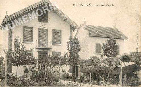 Voiron Grand Brunetière Criel (conseil de quartier 4)