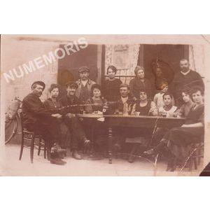 Saint Jean de Moirans café Gandet avant 1914