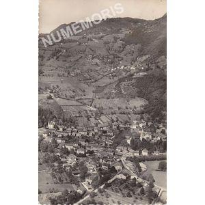 20681 la Buisse (Isère) Vue générale aérienne