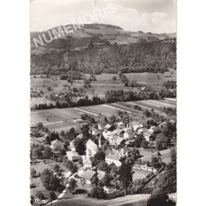 St-Etienne-de-Crossey (Isère) 14653 vue générale
