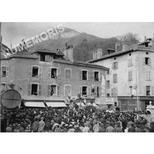 Voiron cavalcade 1908