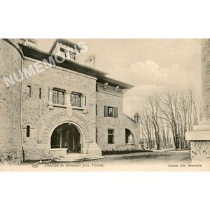 255 Château de Monteuil près Voiron