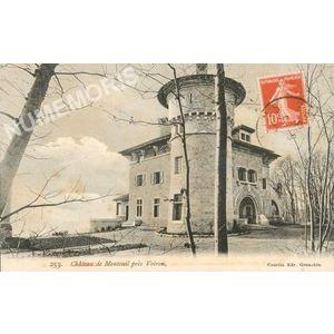 253 château de Monteuil près Voiron
