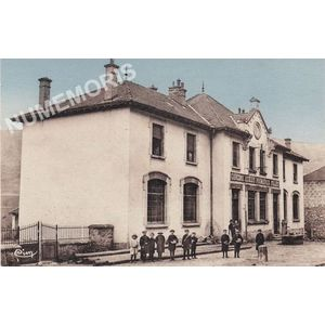 Massieu (Isère) groupe scolaire