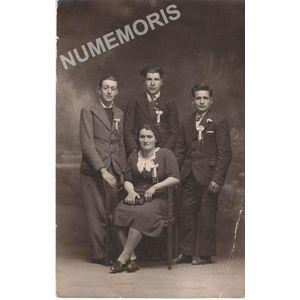 conscrits de Saint-Sulpices-de-Rivoires de 1941