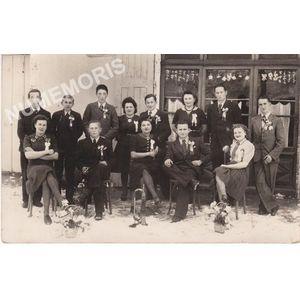 conscrits de Saint-Sulpices-de-Rivoires de 1944