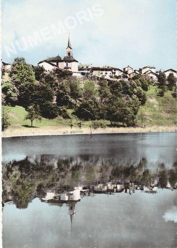 St Etienne de Crossey l'étang