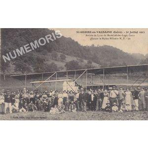 St-Geoire-en-Valdaine (Isère) 13 juillet 1913