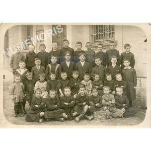 la Murette école en 1923