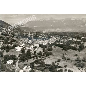 la Murette (Isère) 26411 vue générale aérienne