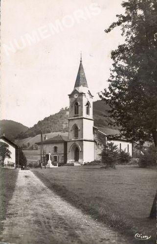 Saint Nicolas de Macherin village