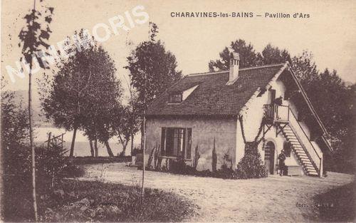 Charavines-les-Bains pavillon d'ars