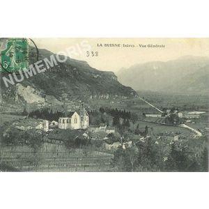 La Buisse (Isère) vue Générale