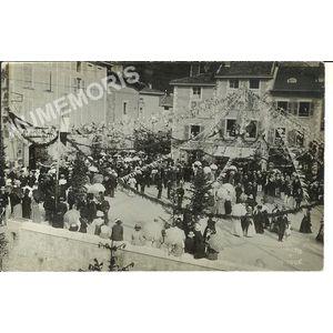 Place Debelle juin 1909