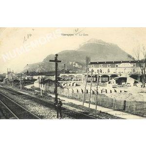 Voreppe la Gare