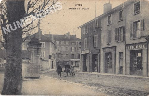 Rives cartes postales
