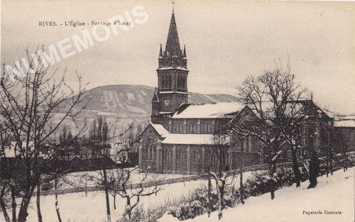 Rives cp église