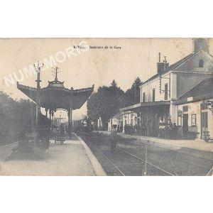 Rives intérieur de la gare