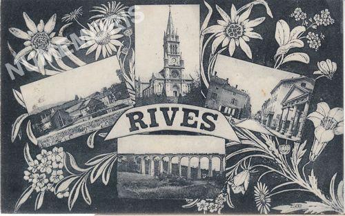 Rives cp fantaisie