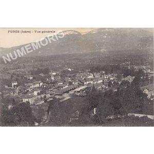 Fures (Isère) vue générale