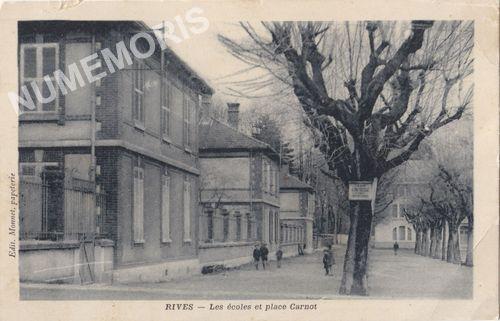 Rives cartes postales
