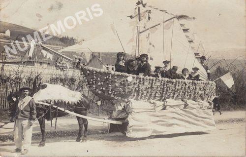 les cavalcades de Voiron (1908, 1910, 1920)